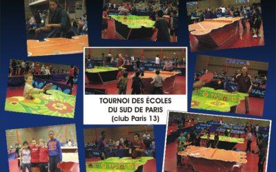 Tournoi des écoles du Sud de Paris (Club Paris 13)